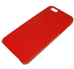 custodia iphone 5c rossa