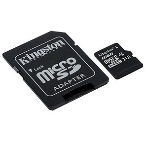 foto di Kingston SDCS/16GB